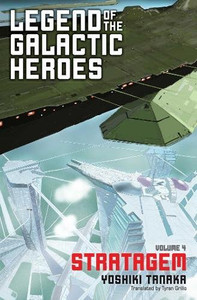 Legend of the Galactic Heroes Novel 04 Stratagem