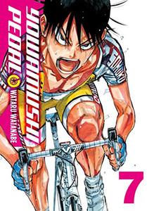 Yowamushi Pedal Graphic Novel 07
