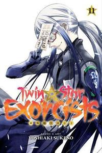 Twin Star Exorcists: Onmyoji Graphic Novel 11