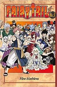 Fairy Tail Graphic Novel 63