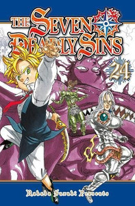 Seven Deadly Sins Graphic Novel Vol. 24