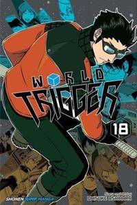 World Trigger Graphic Novel 18