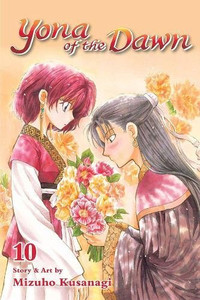 Yona of the Dawn Graphic Novel 10