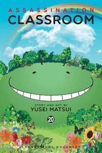 Assassination Classroom Graphic Novel 20