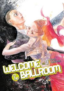 Welcome to the Ballroom Manga 09