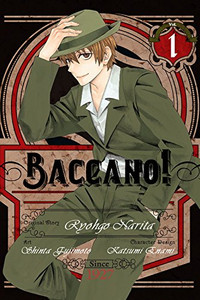 Baccano! Graphic Novel 01