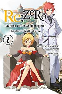 Re:Zero -Starting Life in Another World 3 - Manga 02