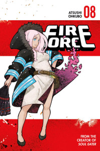 Fire Force Graphic Novel 08