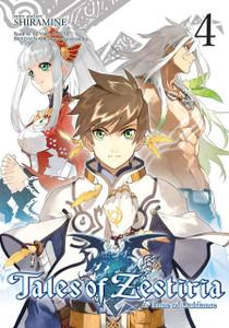 Tales Of Zestiria Graphic Novel 04