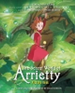 Art of The Secret World of Arrietty Art Book (HC)