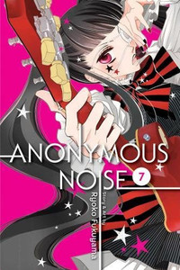 Anonymous Noise Graphic Novel Vol. 07