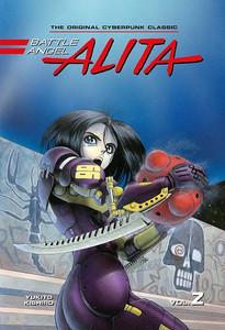 Battle Angel Alita Delux Edition Vol. 2 (Hardcover)