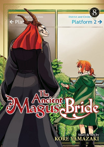 The Ancient Magus' Bride Graphic Novel 08