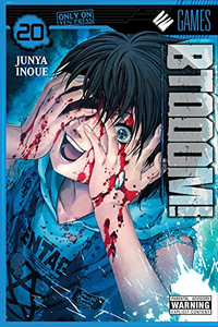 Btooom! Graphic Novel 20