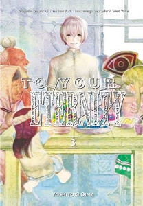 To Your Eternity Graphic Novel 03