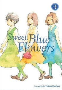 Sweet Blue Flowers Graphic Novel Vol. 3