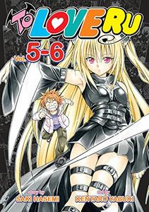 To Love Ru Omnibus Graphic Novel 03