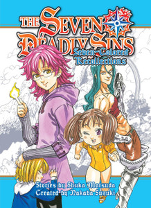 The Seven Deadly Sins Novel: Septicolored Recollections (HC)