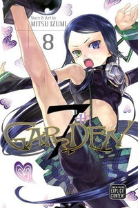 7th Garden Graphic Novel Vol. 08