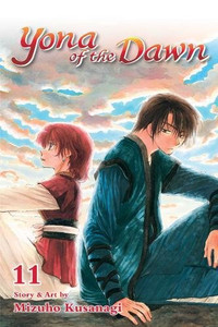 Yona of the Dawn Graphic Novel 11