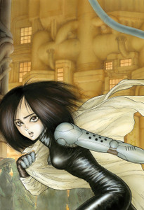 Battle Angel Alita Delux Edition Vol. 3 (Hardcover)