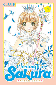 Cardcaptor Sakura: Clear Card Graphic Novel Vol. 03