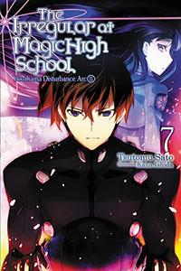 The Irregular at Magic High School Novel 07