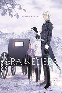Graineliers Graphic Novel 02