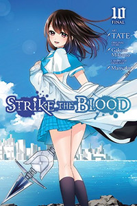 Strike the Blood Graphic Novel 10