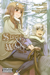 Spice & Wolf Graphic Novel 15
