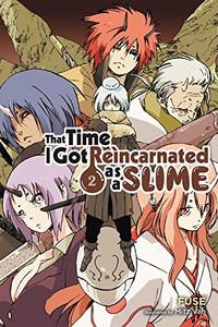 That Time I Got Reincarnated as a Slime Novel 02