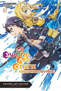 Sword Art Online Novel 13