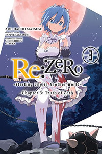Re:ZERO -Starting Life in Another World 3 - Manga 03