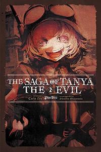 The Saga of Tanya the Evil Novel 02