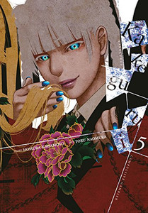 Kakegurui - Compulsive Gambler - Graphic Novel Vol. 05