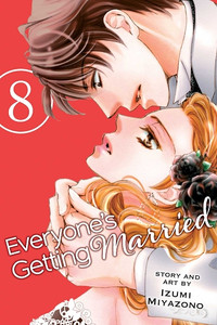 Everyone's Getting Married Graphic Novel 08