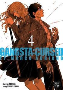Gangsta.: Cursed - Episode: Marco Adriano Manga Vol. 04