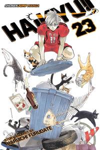 Haikyu!! Graphic Novel 23