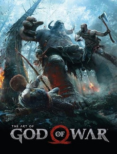 The Art of God of War Art Book (HC)