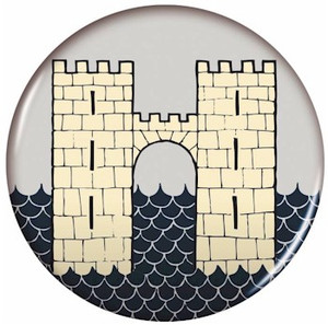 Game of Thrones Button Pin - Frey