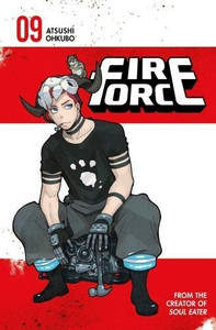 Fire Force Graphic Novel 09