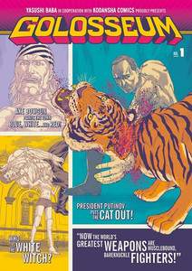 Golosseum Graphic Novel Vol 1