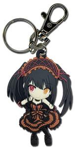 Date A Live PVC Keychain - SD Kurumi