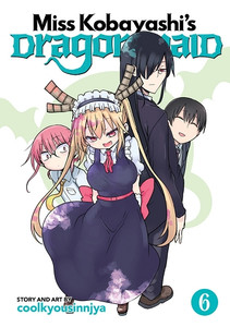Miss Kobayashi's Dragon Maid Graphic Novel 06