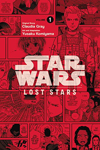 Star Wars Lost Stars Graphic Novel Vol. 01