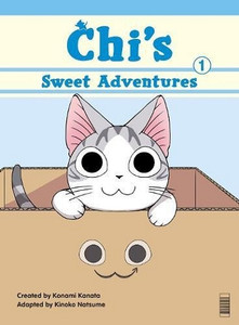 Chi's Sweet Adventures Graphic Novel 01 (Color)