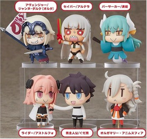 Fate/Grand Order: Learning with Manga! Ep2 Trading Figure