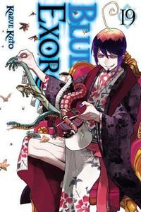 Blue Exorcist Graphic Novel Vol. 19