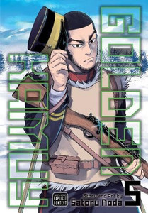 Golden Kamuy Graphic Novel Vol.05