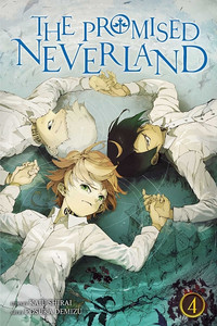 The Promised Neverland Graphic Novel 04